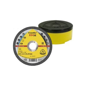EDGE Spezial Kronenflex Trennscheiben für Edelstahl, Stahl, Aluminium