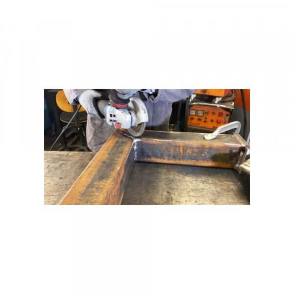 Rundbürste, gezopfter Draht für Edelstahl, Stahl